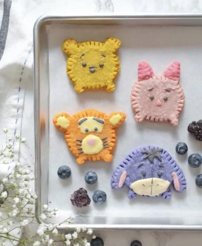Winnie the Pooh pies