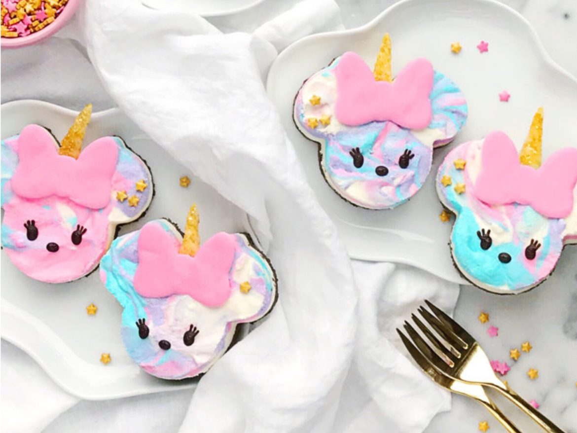 These Minnie Unicorn Cheesecake Bars Are Magical!