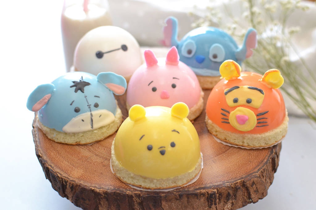 Super Cute Disney Dome Cakes You Can Make At Home!