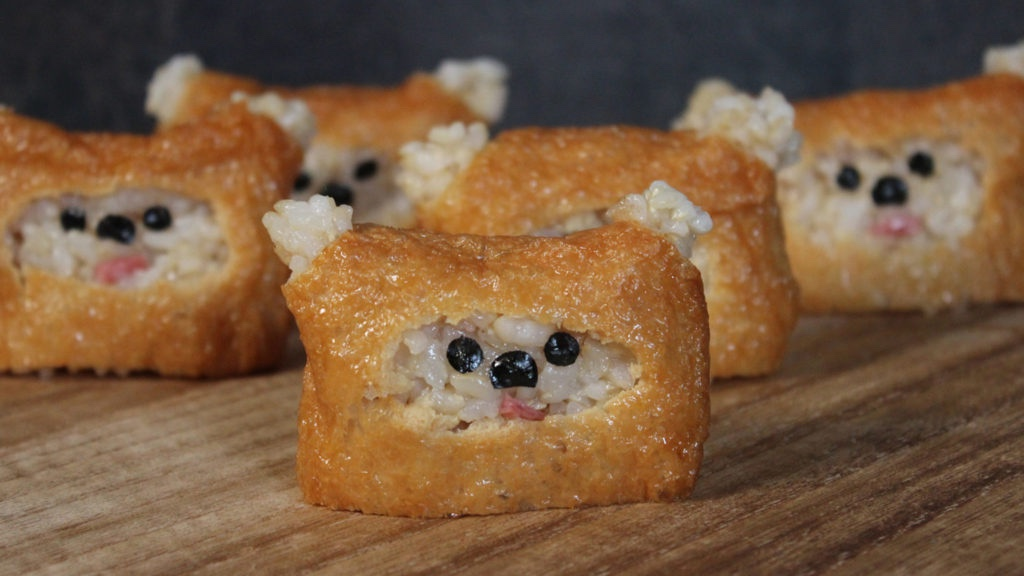 This Ewok Sushi Recipe Is Out Of This Galaxy!