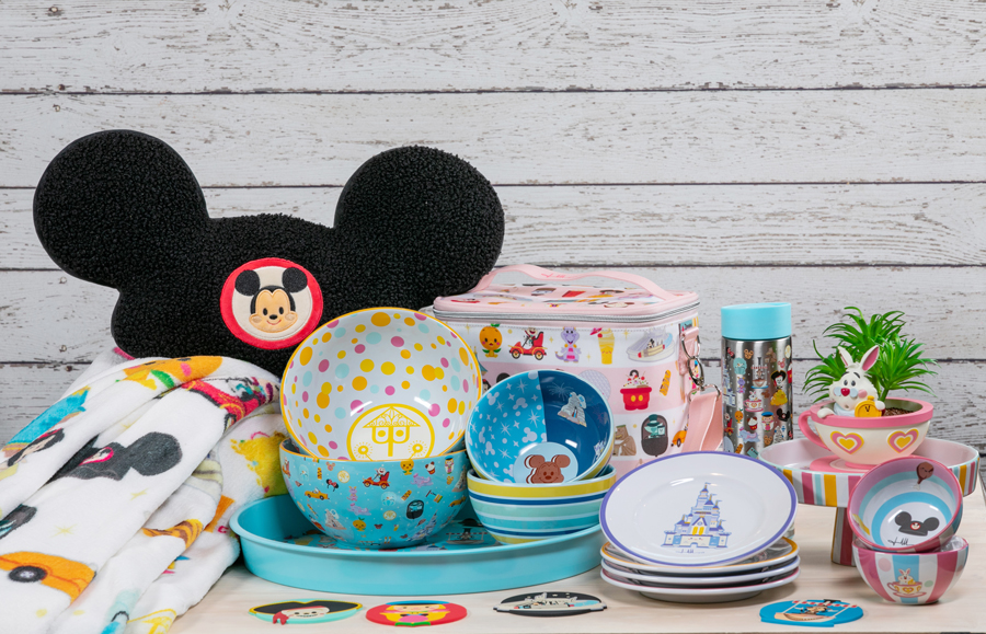 Jerrod Maruyama Disney Collection Brings The Kingdom of Cute Home