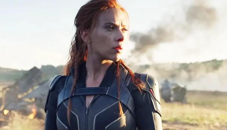 Scarlett Johansson Sues Disney Over Black Widow Release 2