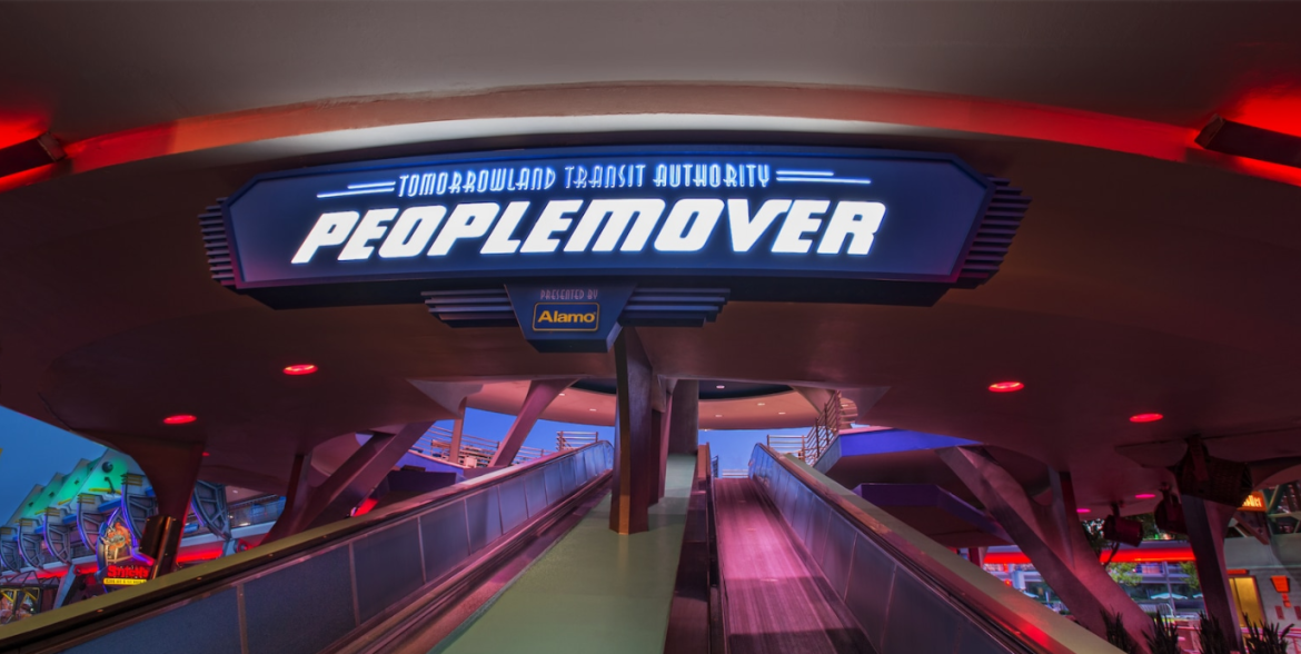 Is the PeopleMover reopening this weekend?