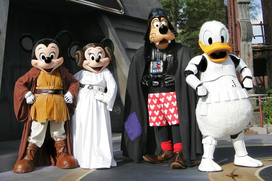Reservations for Star Wars Day at Hollywood Studios almost completely full