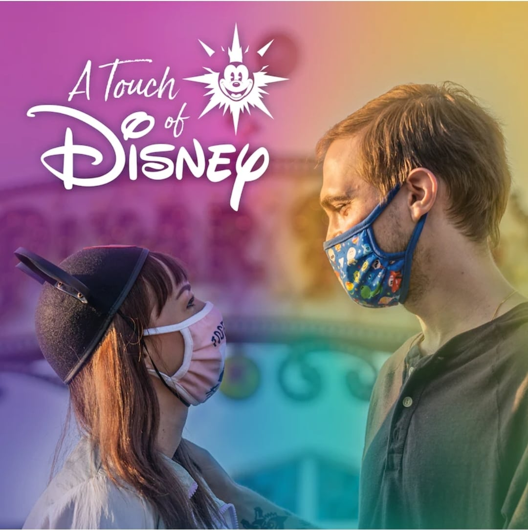 Tickets for A Touch of Disney Experience at Disney's California Adventure Now Available