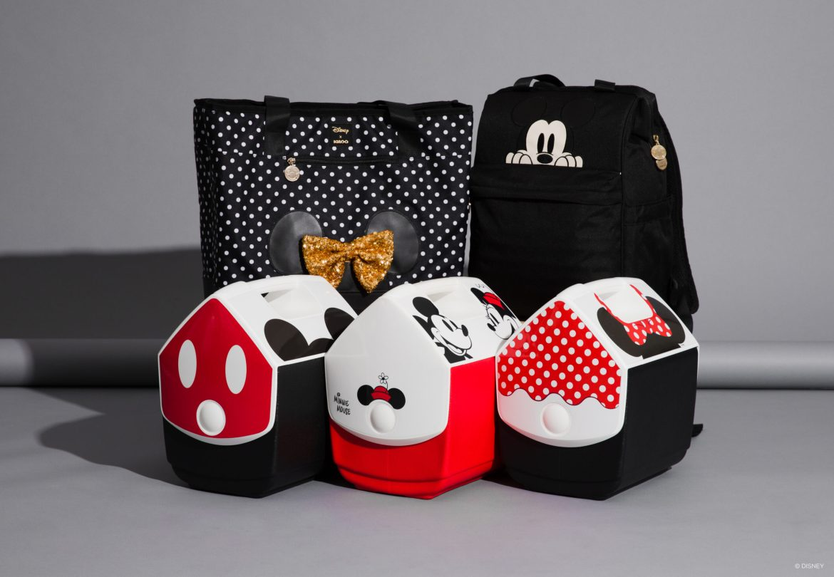 Disney & Igloo expand their line with new cooler bags