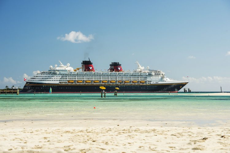 Disney Magic sailings through October 9th have been suspended