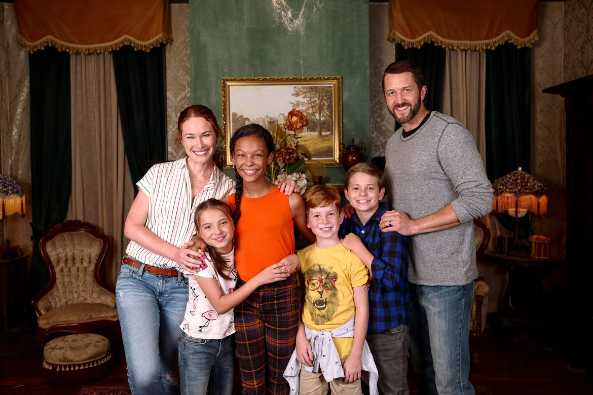 Disney Channel Orders Second Season of 'Secrets of Sulphur Springs'