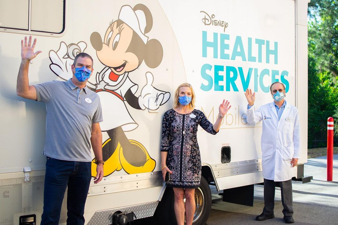 COVID-19 Vaccines Now Available to Cast Members at Disney's Health Services