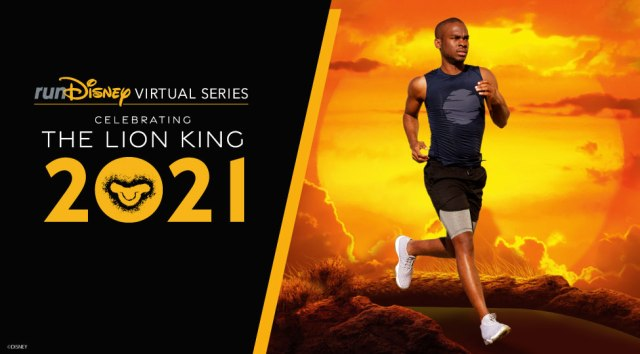 runDisney to Honor The Lion King this Summer with Virtual Series 6