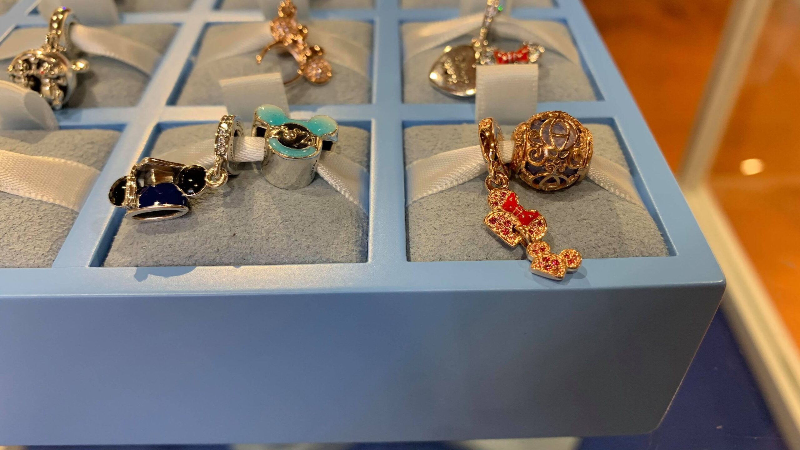 New Disney Parks Pandora Charms For Grads And Moms | Chip and Company