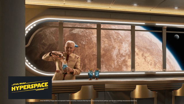Experience Star Wars on the Disney Cruise Line 2