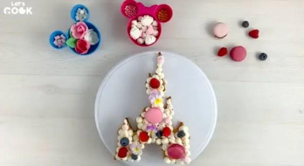 Disneyland Paris Castle Cake