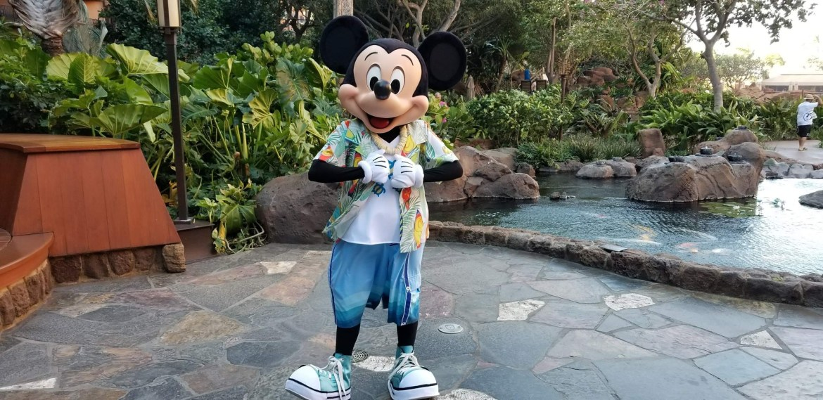 Character Dining is returning to Disney's Aulani Resort