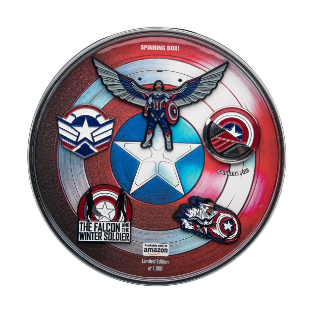 Check out the New Marvel Merch Inspired by 'The Falcon and the Winter Soldier' 9