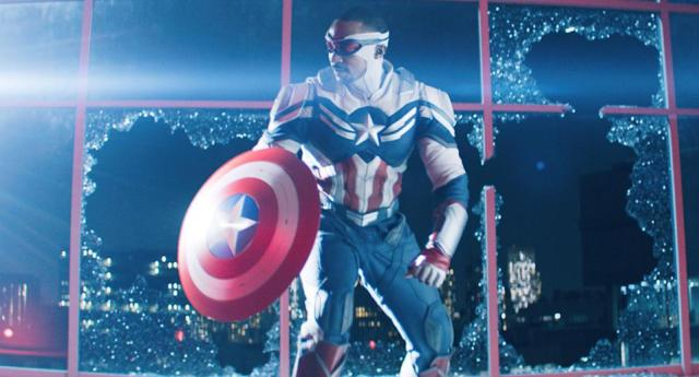 Sam Wilson's Captain America Meet and Greet Coming to Disneyland for Reopening 1