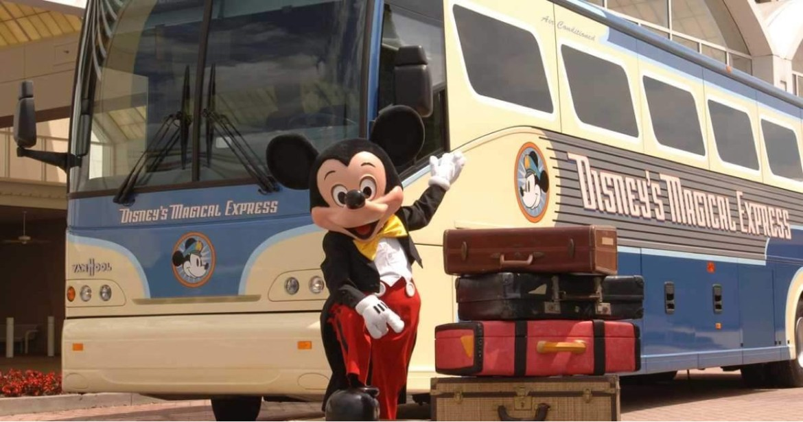 Mears announces new direct service from Orlando Airport to Disney Resorts in 2022
