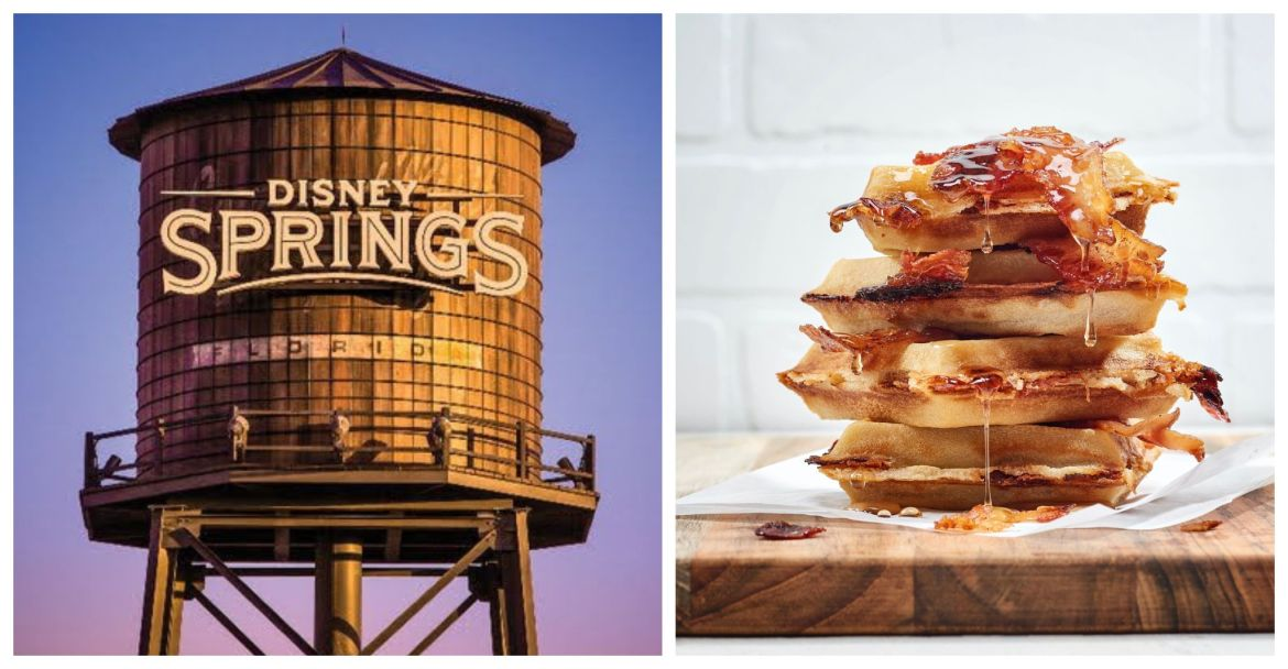 Bacon Waffles return to Disney Springs