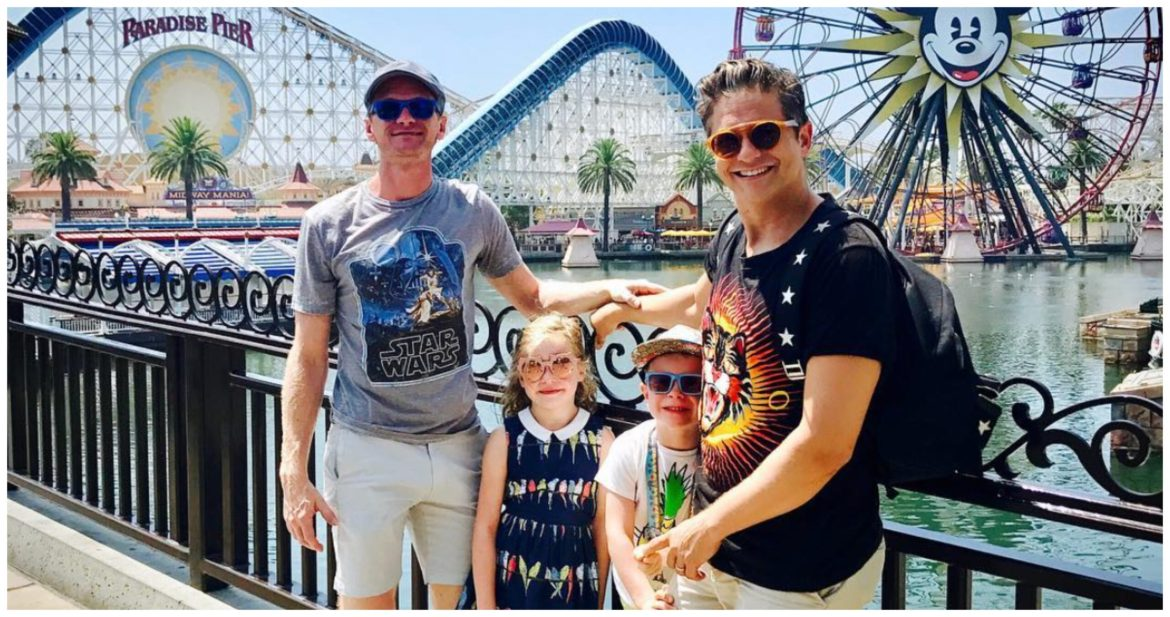 "Neil Patrick Harris Says He'll Visit the Disney Parks with his Kids ""Until They Can't Stand Him Anymore"""