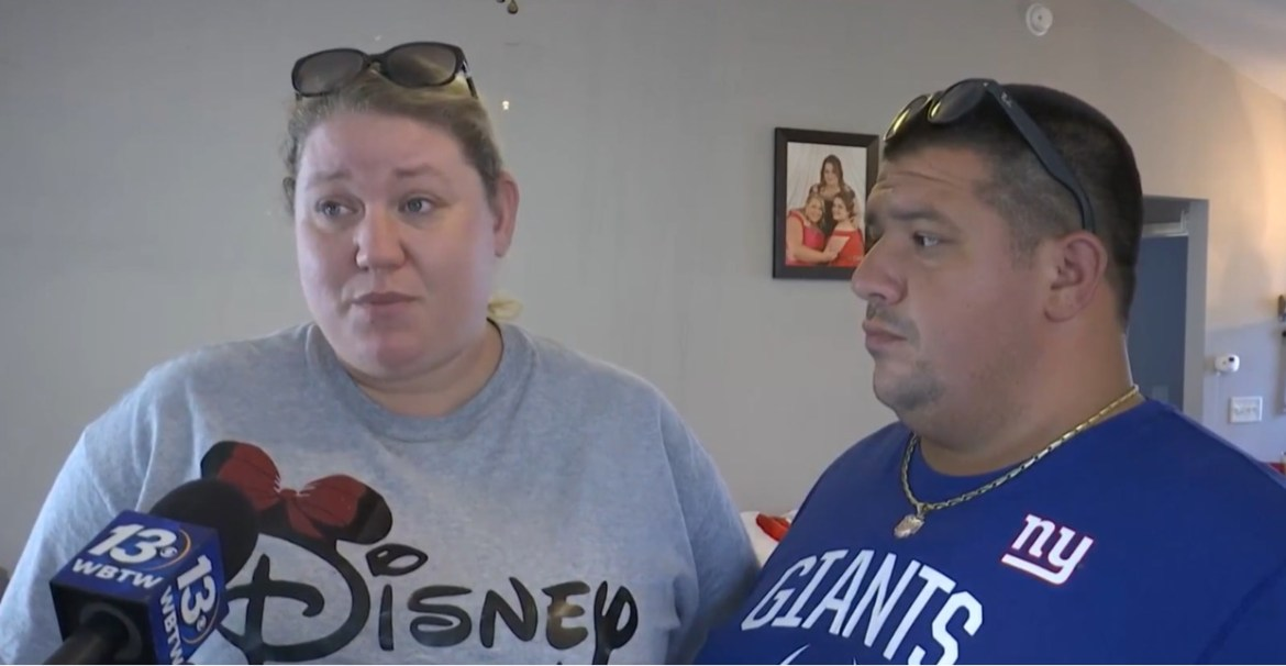 Family returns from Disney World Vacation to find their house destroyed by vandals