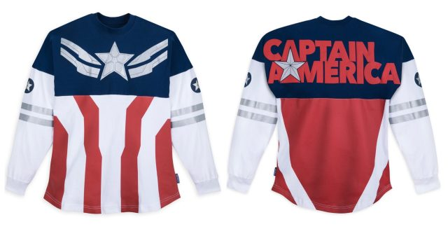 Check out the New Marvel Merch Inspired by 'The Falcon and the Winter Soldier' 2