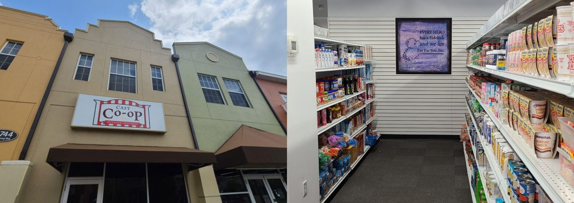 Visiting the Newly Opened Cast Co-Op near Disney World