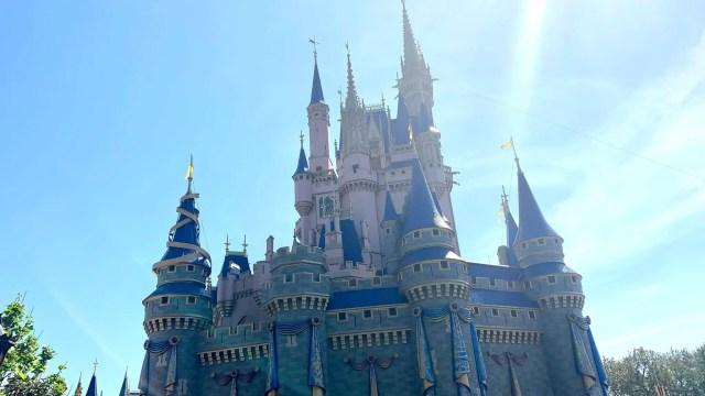 Cinderella Castle Ribbon