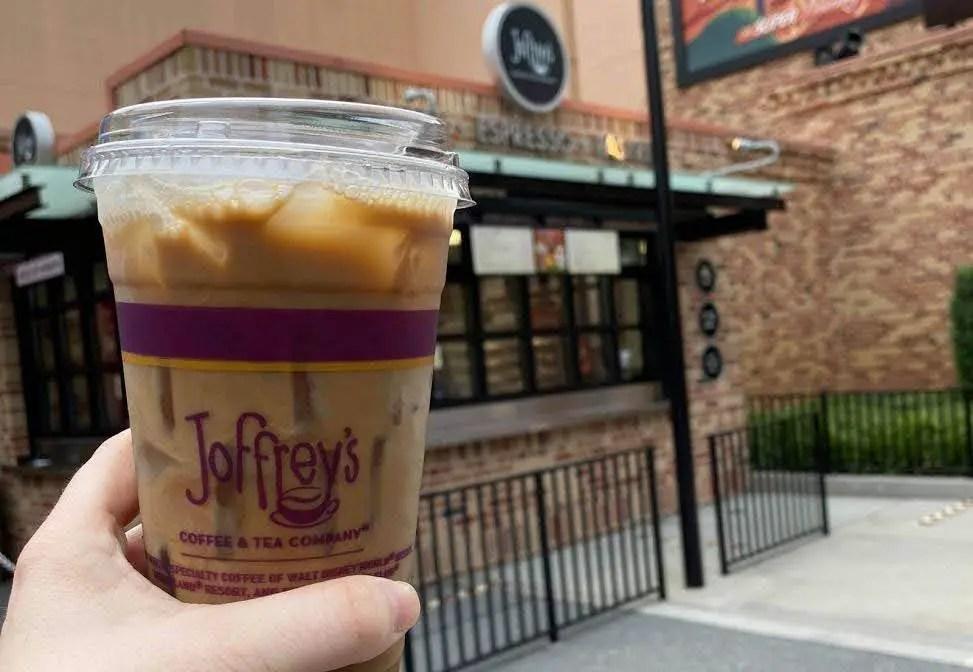 Joffrey's Coffee building new location outside of Walt Disney World