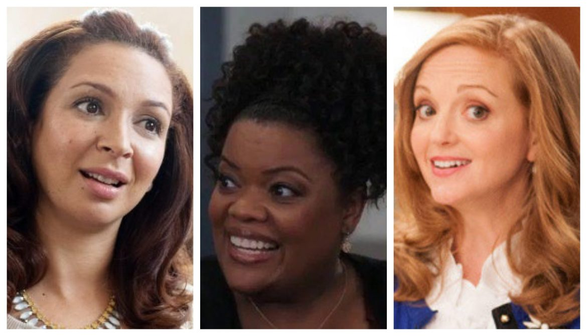 Maya Rudolph, Yvette Nicole Brown, and Jayma Mays Join the Cast of Disney's 'Disenchanted'