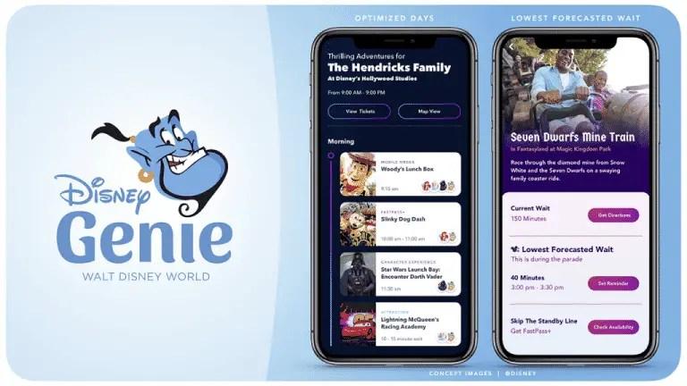 Disney Genie is coming soon to Walt Disney World