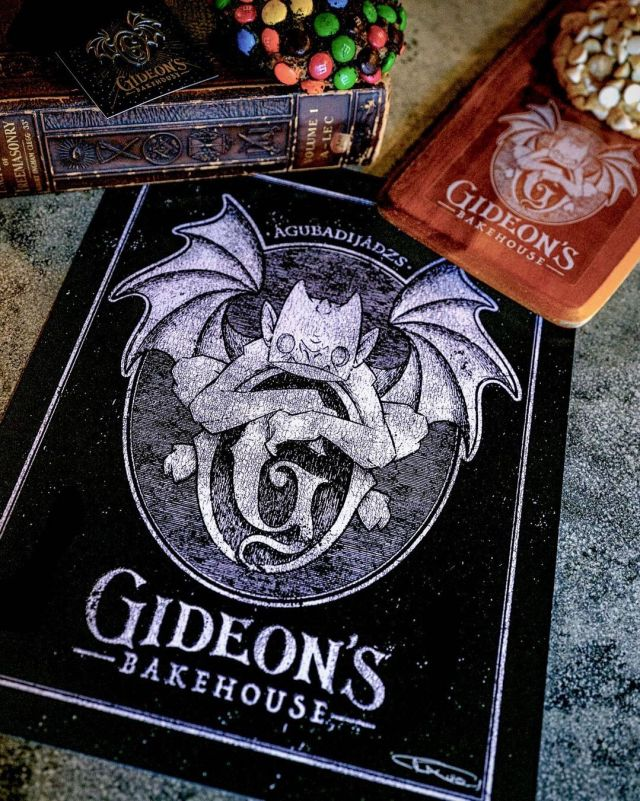 Gideon's bakehouse at Disney springs