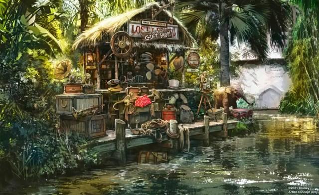 Jungle Cruise Trader Sam update for the Magic Kingdom 2