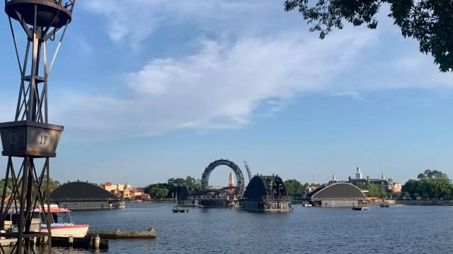 Harmonious barges