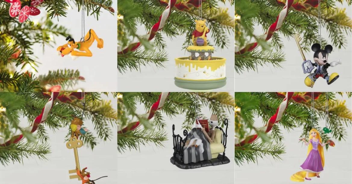 The 2021 Disney Hallmark Keepsake Collection Has Been Revealed!