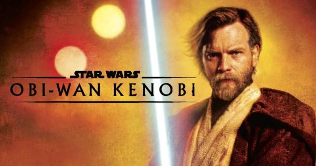 Obi-Wan Kenobi series Logo