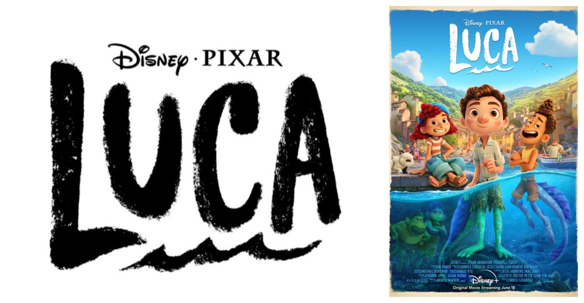 New Trailer for Pixar's Luca coming to Disney+ this June!