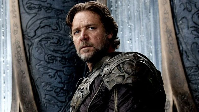 Russell Crowe Joins the Cast of 'Thor: Love and Thunder' As…