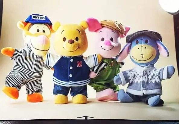 Winnie The Pooh nuiMOs