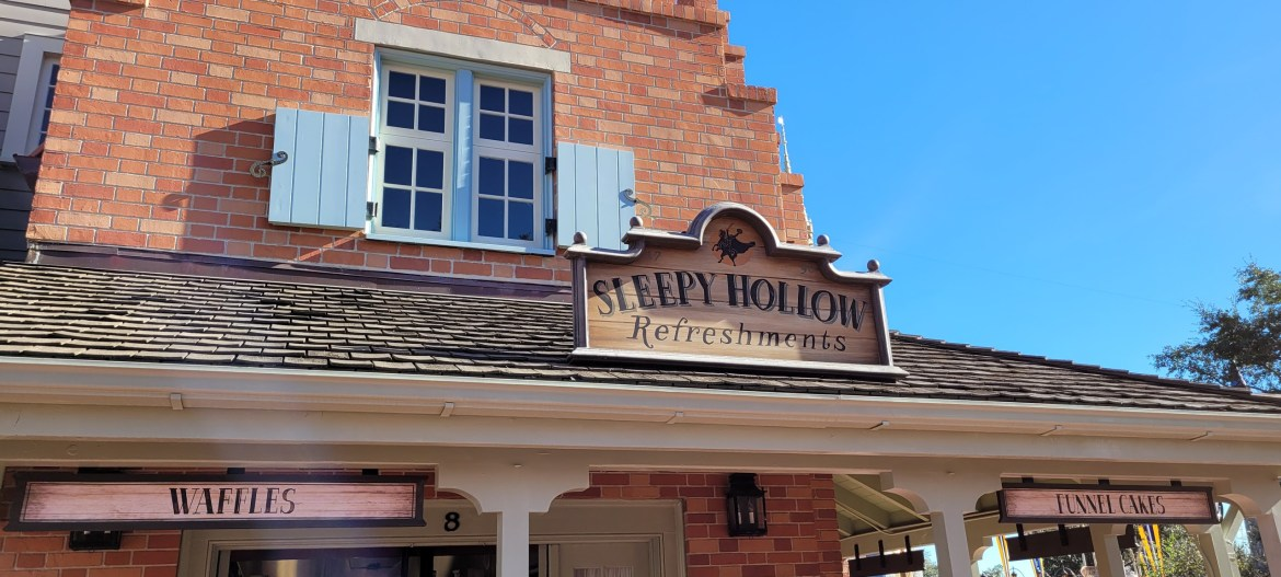 More Magic Kingdom quick service locations being added to Mobile Order