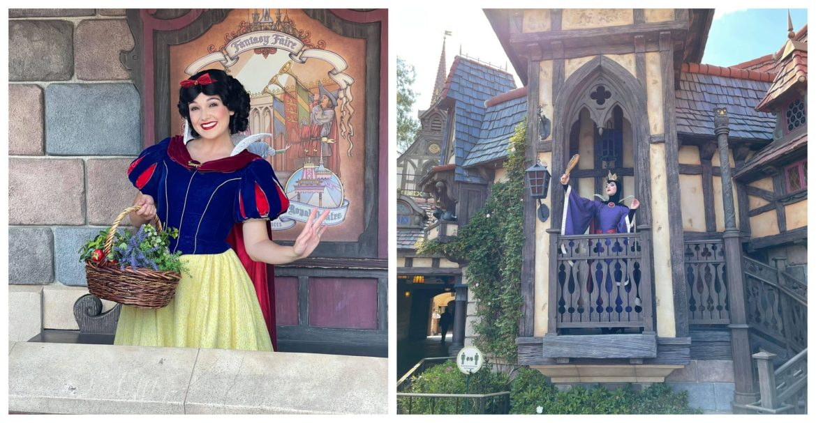 Video: Ride the all-new Snow White's Enchanted Wish