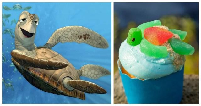 Turtle Cupcake Crush