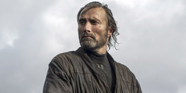 Mads Mikkelsen in Star Wars: Rogue One