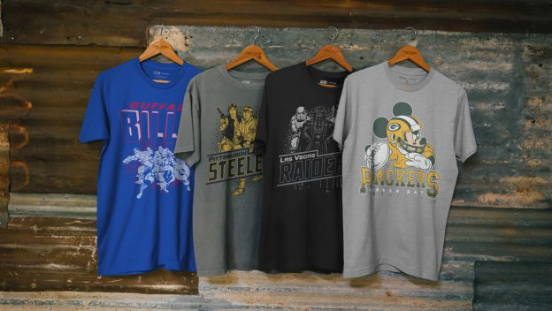 Disney NFL Gear