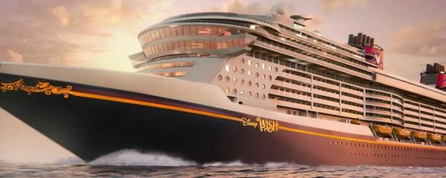 DVC Members Exclusive Voyage on the Disney Wish 1