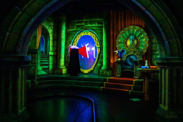 Reimagined attraction tells the story of Snow White's 'Happily Ever After 5