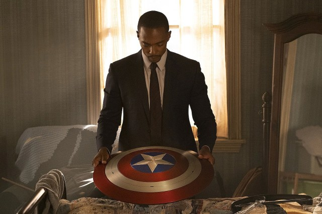 Captain America 4 is in the works! 2