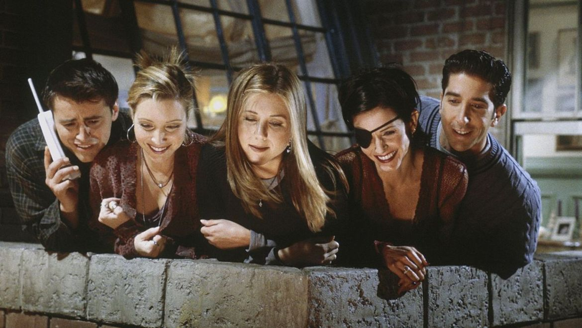 'Friends: The Reunion' Has Finished Filming