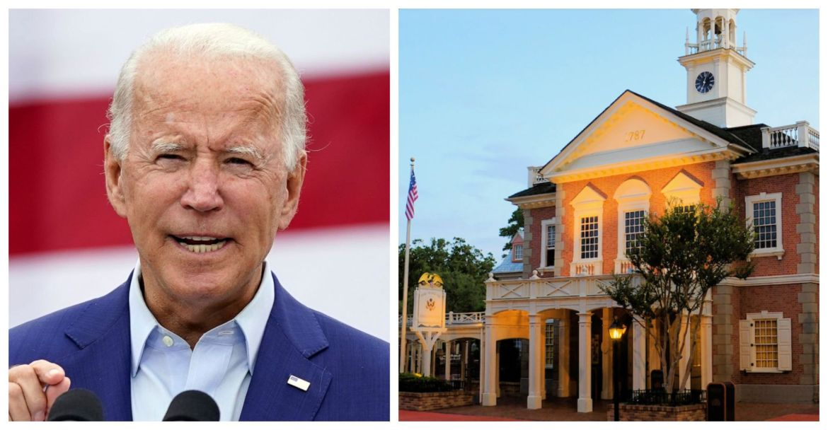 Permit Filed for More Work on Hall of Presidents