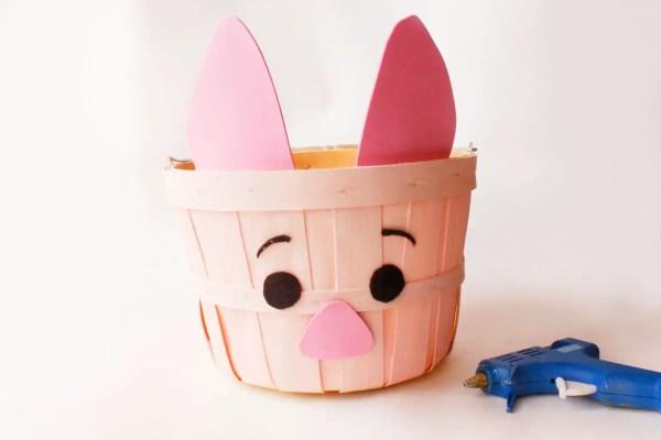 Winnie the Pooh baskets