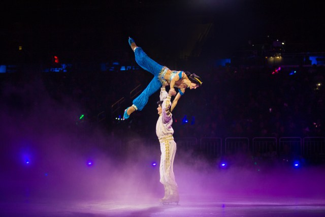 Disney on Ice returns and coming to a city near you! 2